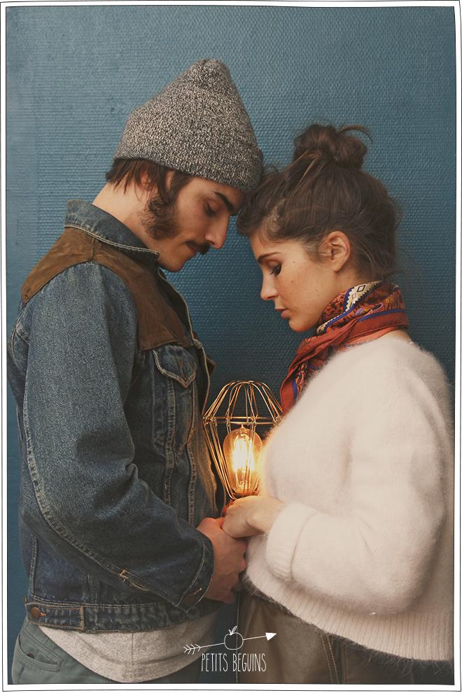 Photographie - Petits Béguins - Amours toujours
