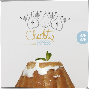 Charlotte express - Gourmandise