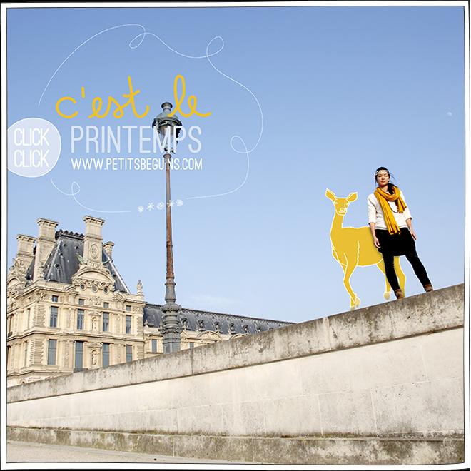Printemps Indien - Paris - Petits Béguins - Photographie