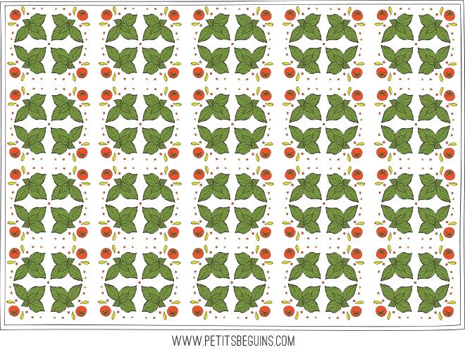 Poisson d'avril - Illustration - Petits Béguins