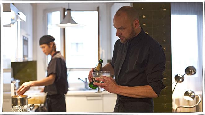 Chef Thaï - Sombat et Gregor - Petits Béguins