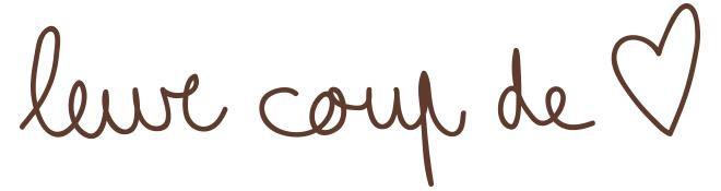 Coup de coeur - Petits Béguins