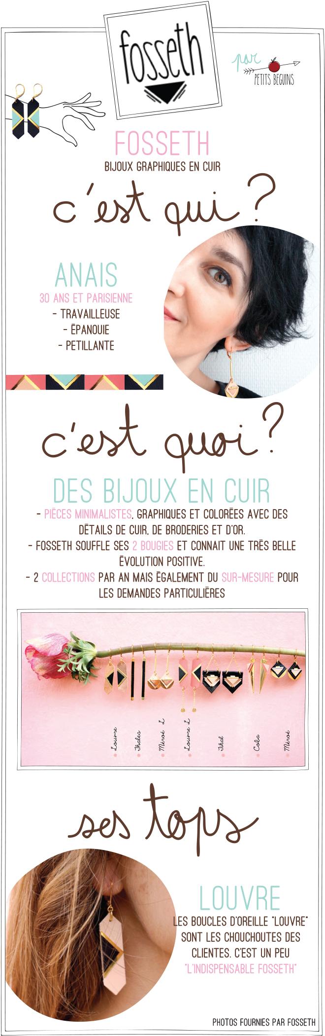 Fosseth - Bijoux - Petits Béguins