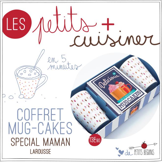 Mug-Cakes - Larousse - Petits Béguins