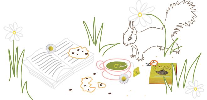 La thé box - box mensuelle - Petits Béguins