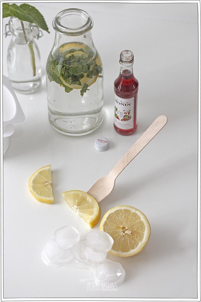 Glace à l'eau - Gourmandise - Petits Béguins