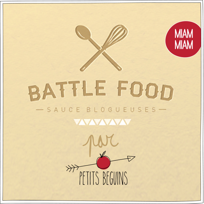 Battle food #26 - Recette de Noël - Petits Béguins