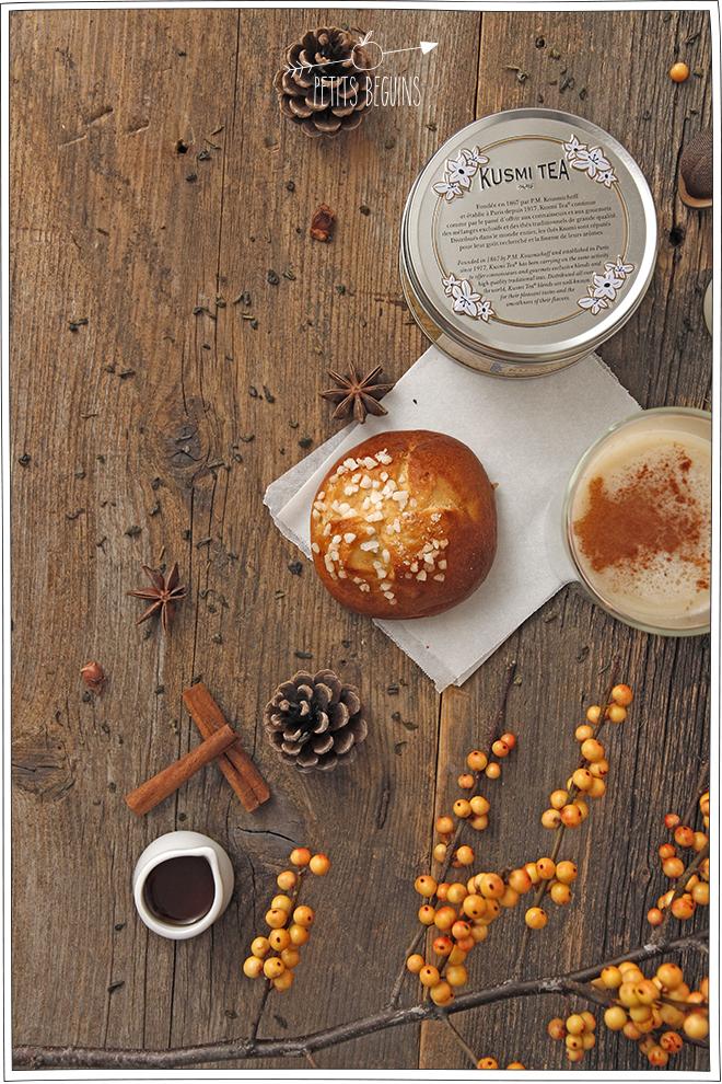 Chai tea latte - Boisson chaude - Petits Béguins