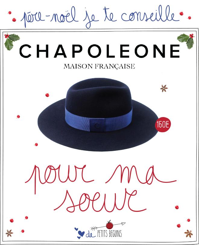Cadeaux de Noël pour sa soeur - Chapoleone - Petits Béguins