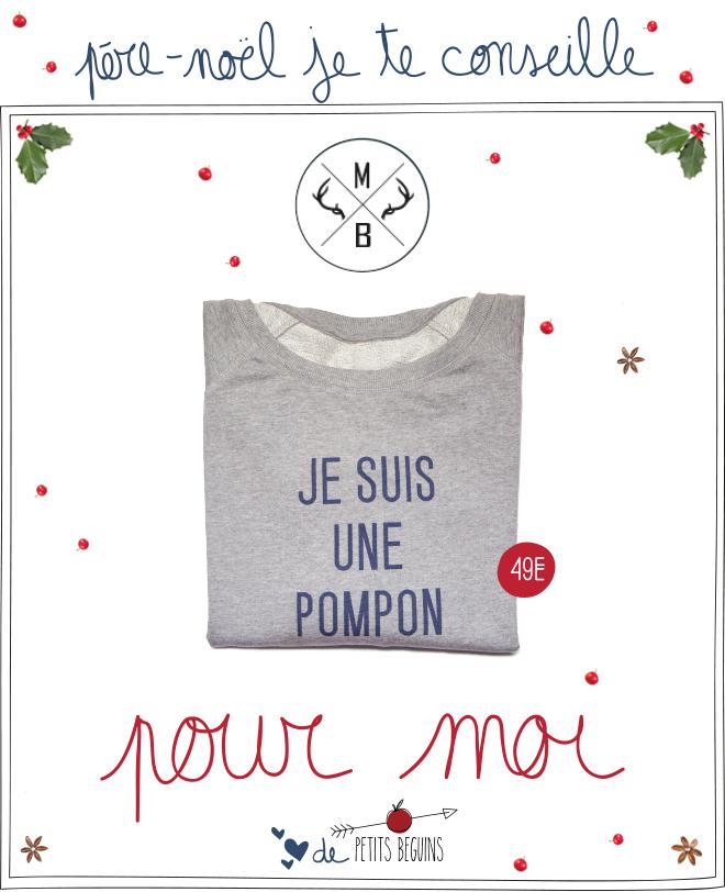 Cadeaux de Noël - Mamie Boude - Petits Béguins