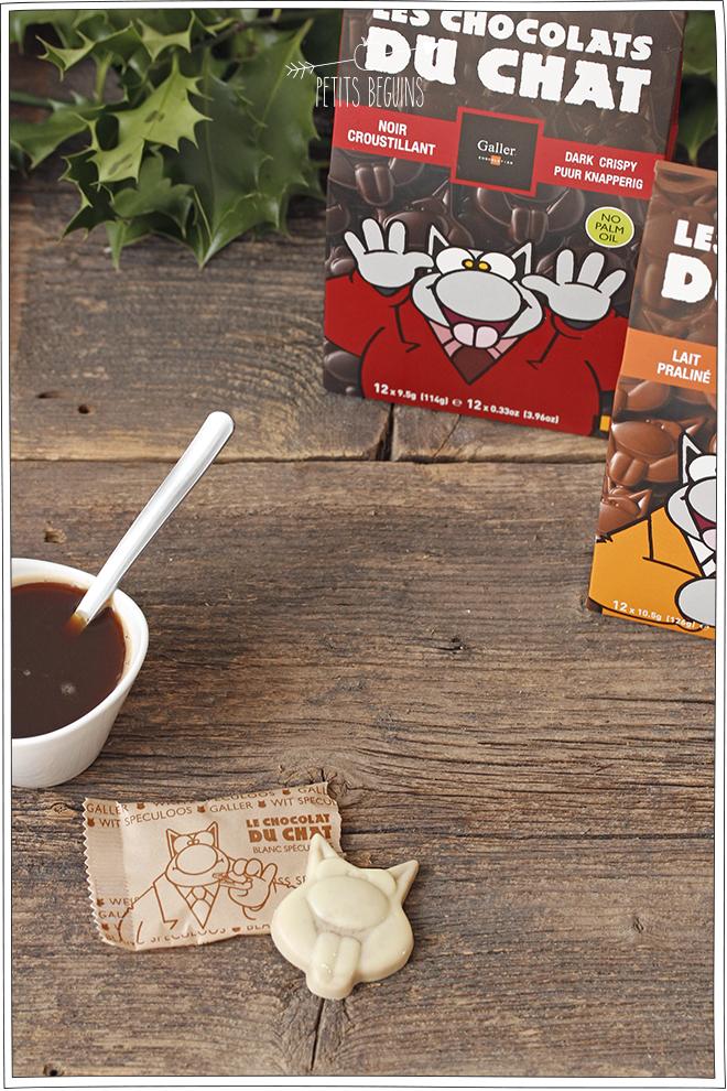 Chocolats de Noël - Galler - Petits Béguins