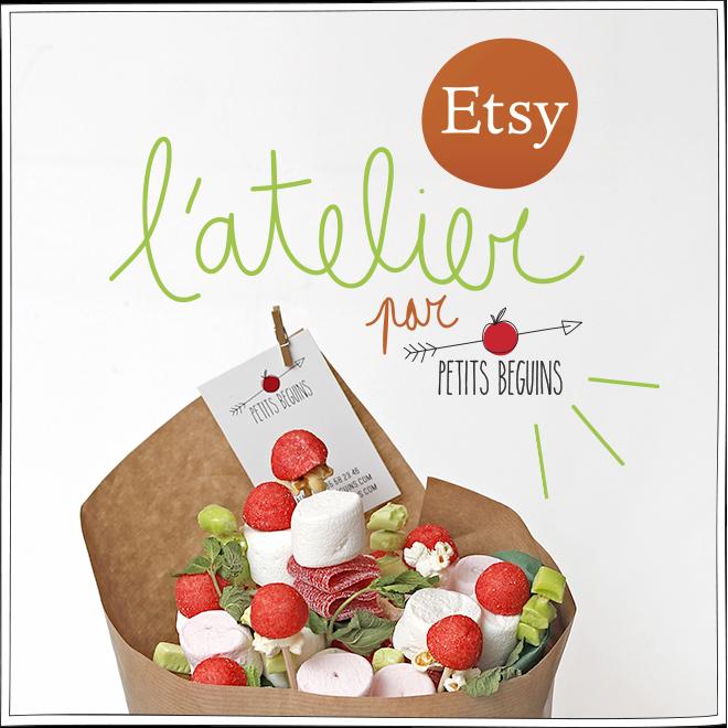 DIY Noël - Atelier Etsy - Petits Béguins