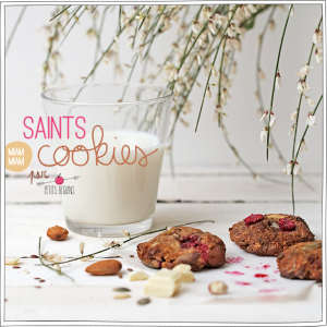 Saints Cookies - Gourmandise - Petits Béguins