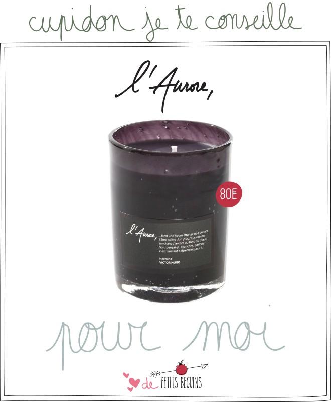 L'Aurore - Petits Béguins - Idées cadeaux Saint Valentin