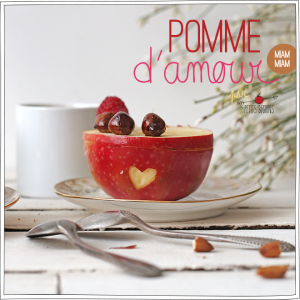 Pink Lady - Recette Saint-Valentin - Petits Béguins