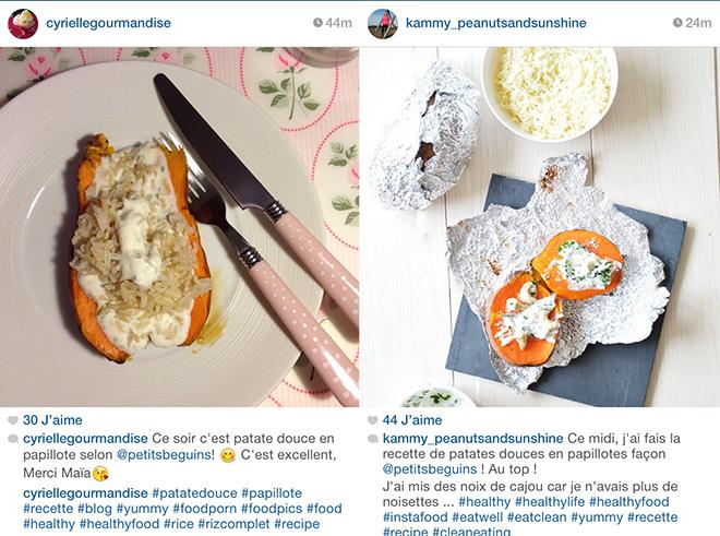 Patate douce - Reproductions - Petits Béguins