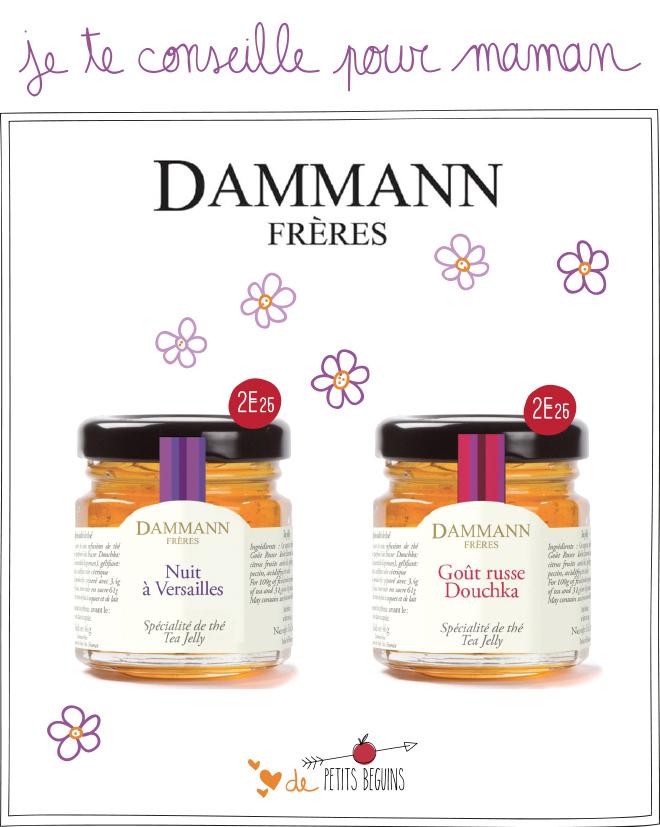 Dammann - Fête des Mères - Idées cadeaux - Petits Béguins