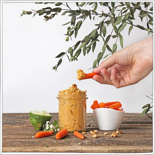 Tips Patate Douce - Recette - Petits Béguins