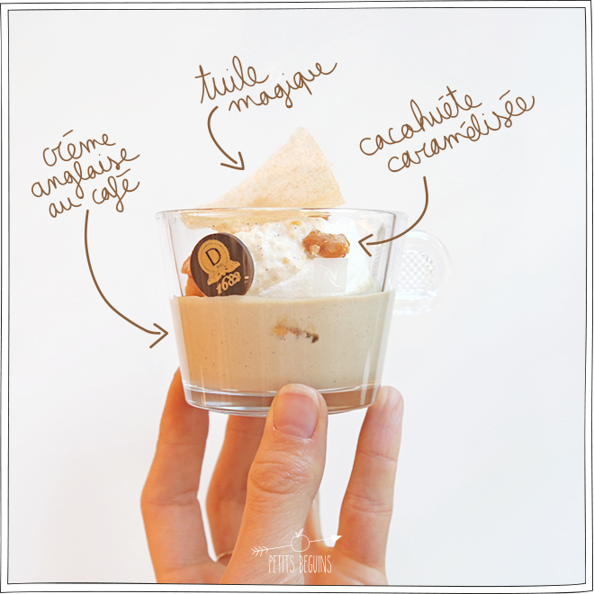 Nespresso & Dalloyau - Bonne adresse - Petits Béguins