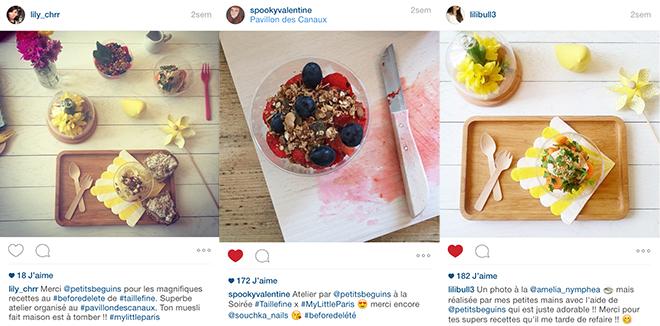 Taillefine - My little Paris - Atelier Food par Petits Béguins
