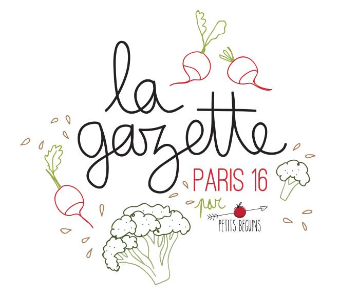 La Gazette - Bonne adresse Paris 16 - Petits Béguins