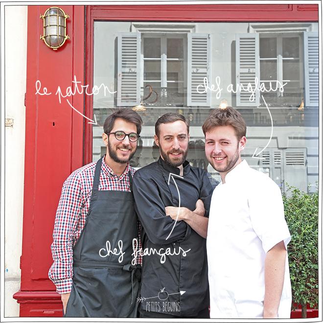 Rosemary - Restaurant Paris 11 - Petits Béguins