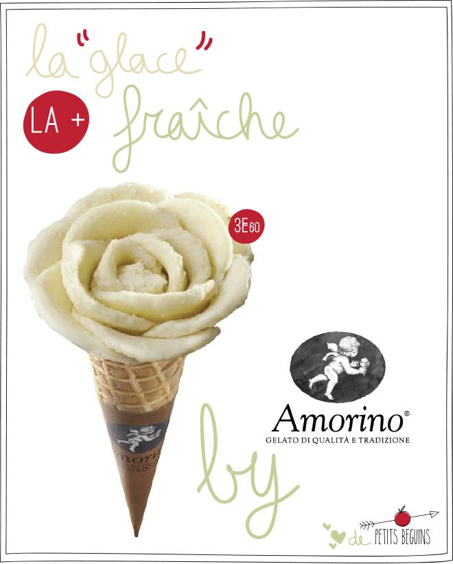 Amorino - Glaces Paris - Petits Béguins