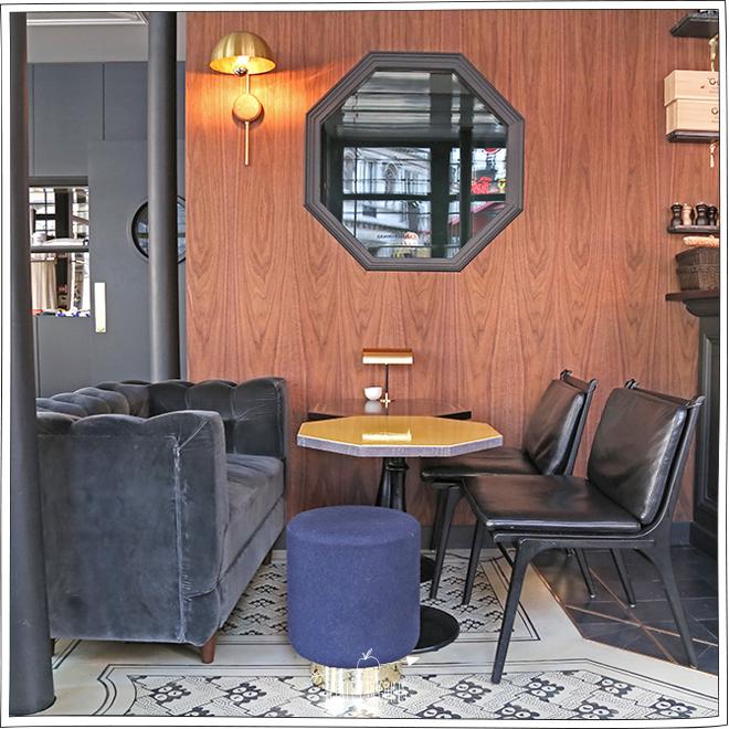 Grand Pigalle Hotel - Restaurant Paris 09 - Petits Béguins