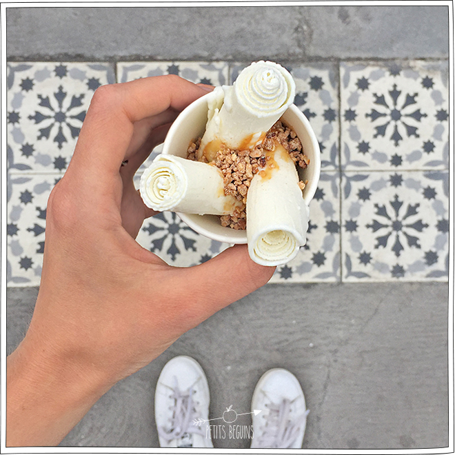 IceRoll - Glaces Paris - Petits Béguins