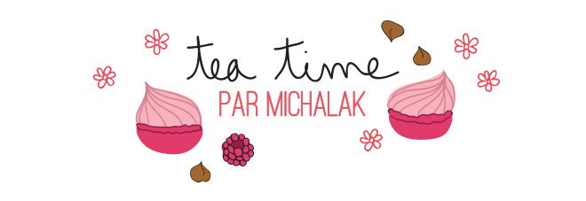 Plaza Athenée - Tea Time Michalak - Paris 08 - Petits Béguins