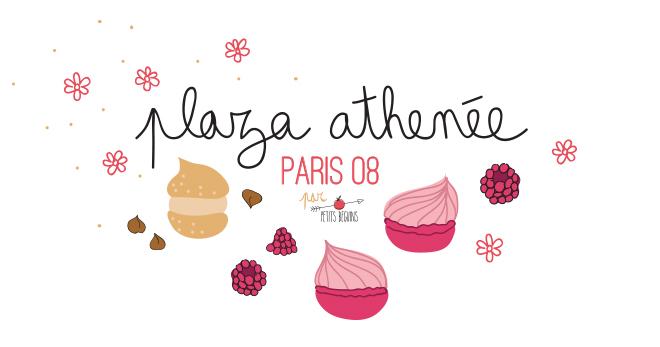 Plaza Athénée - Tea Time Michalak - Paris 08 - Petits Béguins