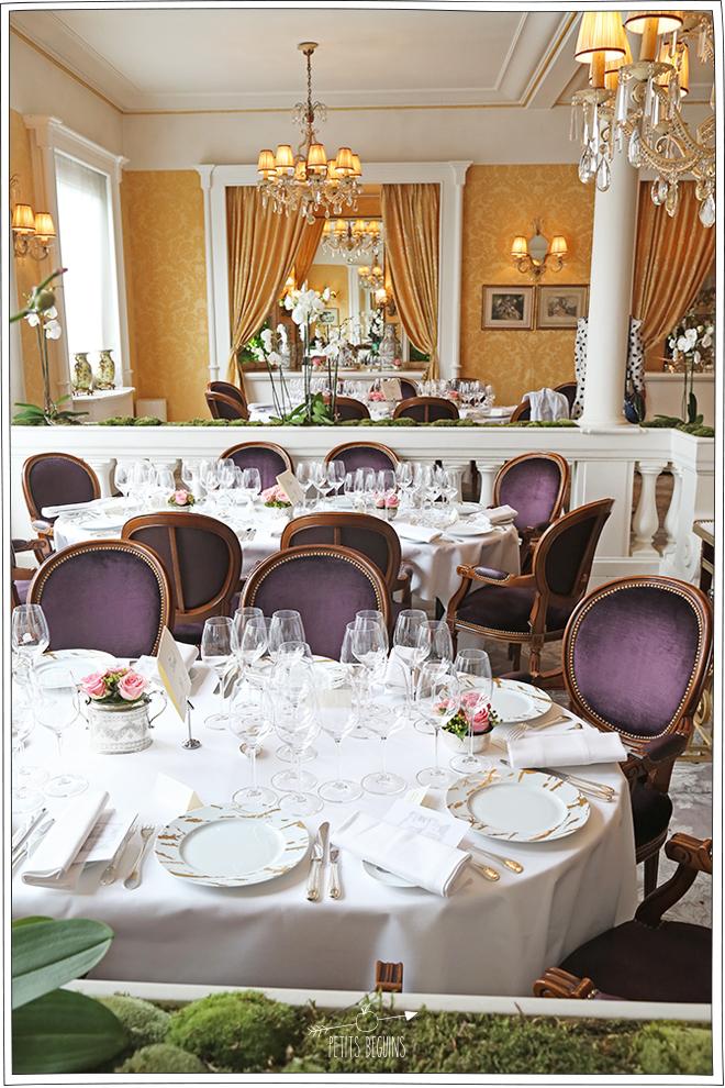 Lasserre - Restaurant Paris 08 - Petits Béguins