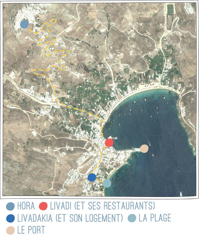 Vacances en Grèce à Serifos - Carnet de Voyage - Petits Béguins