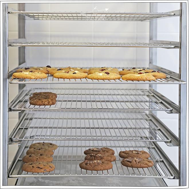 Jean Hwang Carrant - Cookies Paris 01 - Petits Béguins