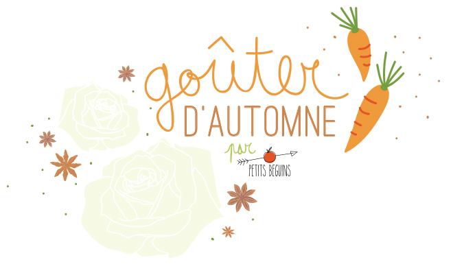 Goûter - Automne - Petits Béguins - Workshop