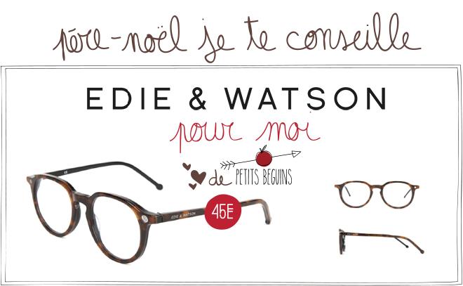 Idées Cadeaux de Noël - Edie & Watson - Petits Béguins