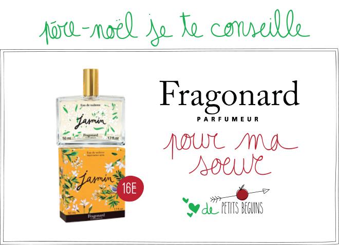 Idées Cadeaux de Noël - Fragonard - Petits Béguins