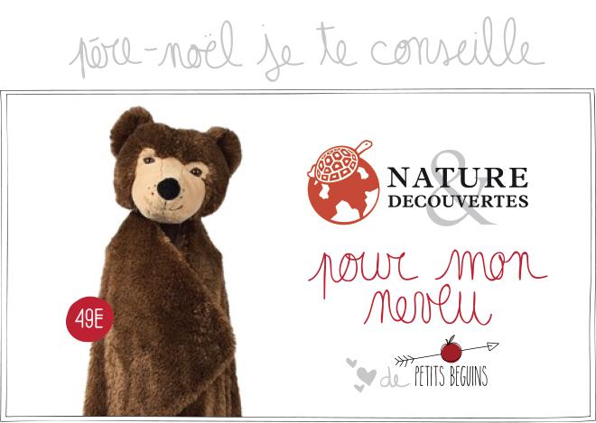 Idées Cadeaux de Noël - Nature & Découvertes - Petits Béguins