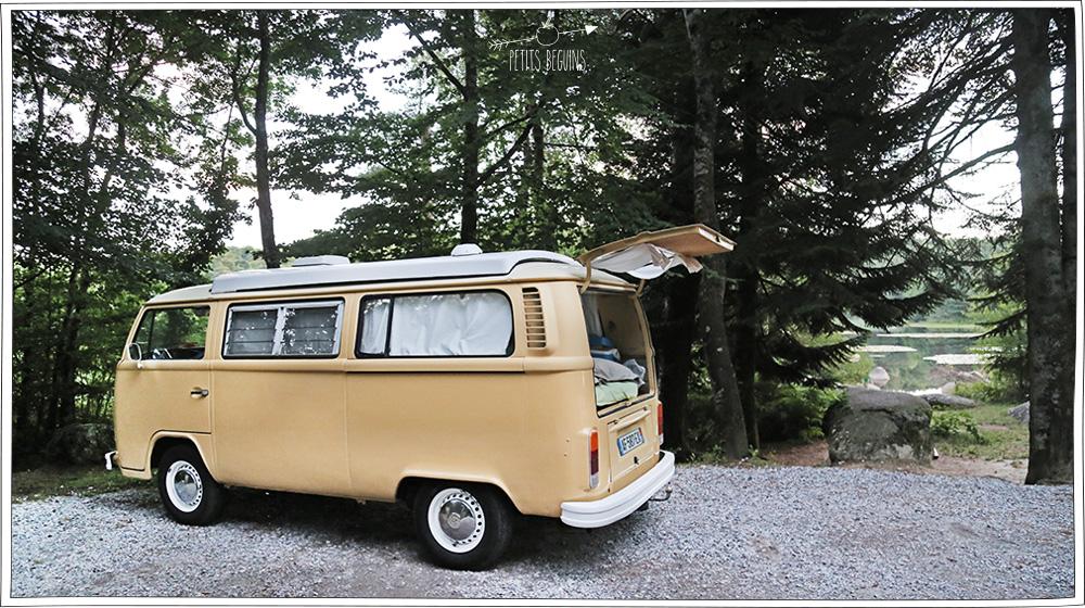 Road Trip - Sud Ouest - France - Combi VW - Petits Béguins