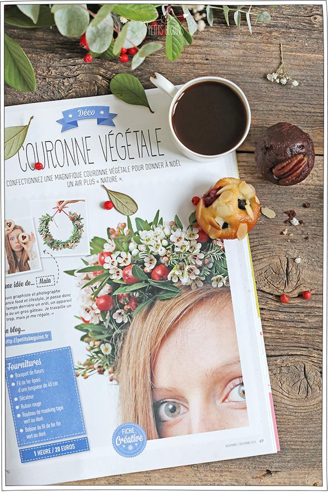 Creative magazine - Article Presse- Petits Béguins