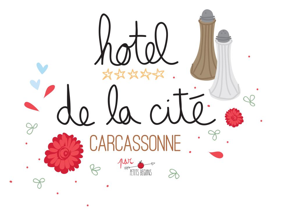 Hôtel de la cité - Carcassonne - Bonnes adresses - Petits Béguins
