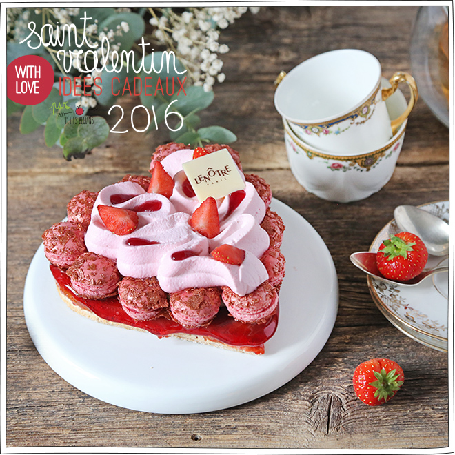Idées cadeaux Saint-Valentin - Petits Béguins