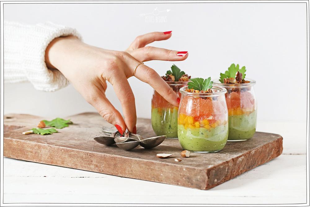 Pamplemousse de floride - Recette facile - Petits Béguins