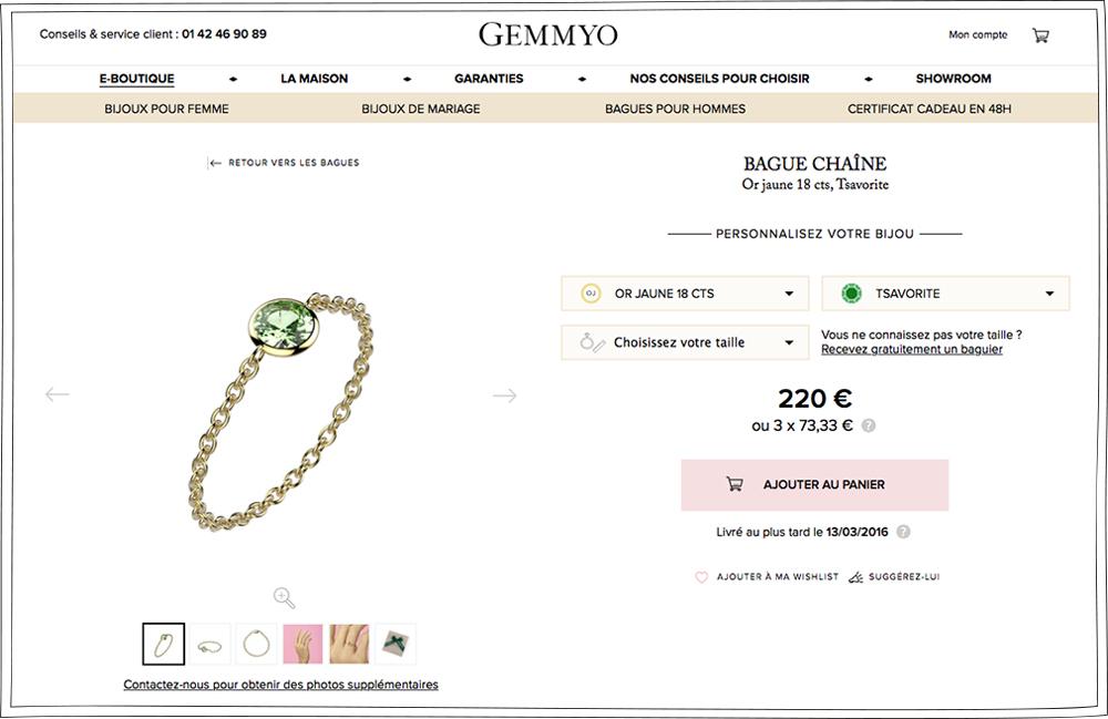 Concours - Bague Gemmyo - Petits Béguins