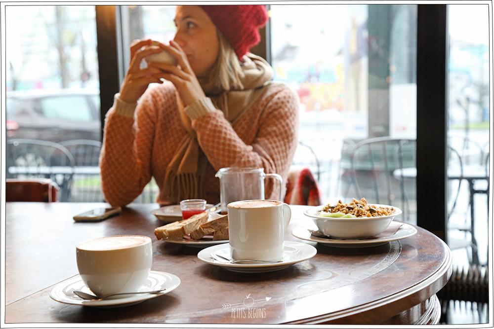 Meilleurs Chaï latte - Café Lomi - Coup de coeur - Petits Béguins