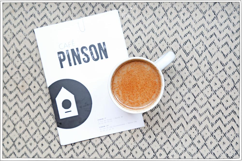 Meilleurs Chaï latte - Café Pinson - Coup de coeur - Petits Béguins