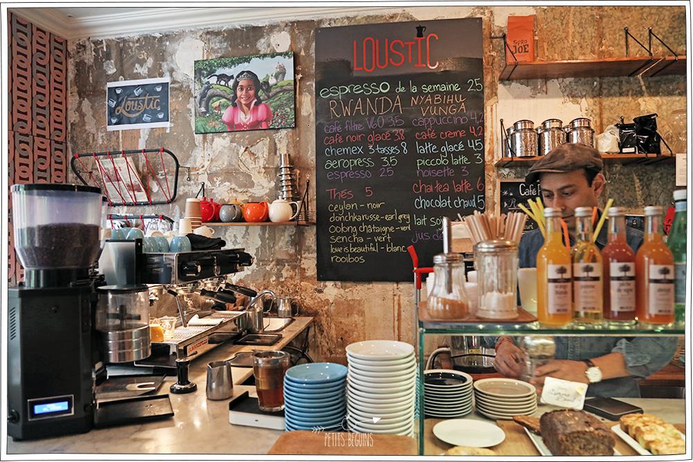 Meilleurs Chaï latte - Café Loustic - Coup de coeur - Petits Béguins