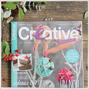 Créative Mag - Article Presse - Petits Béguins