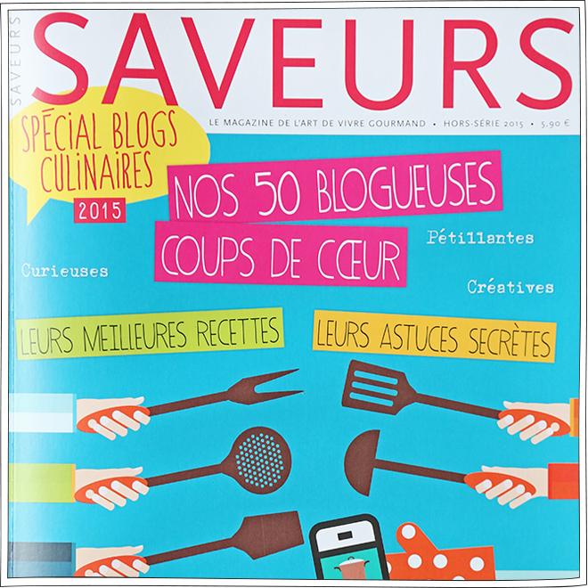 Saveurs - Article Presse - Petits Béguins
