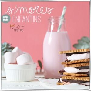 S'mores - Recette - My Little Box - Petits Béguins